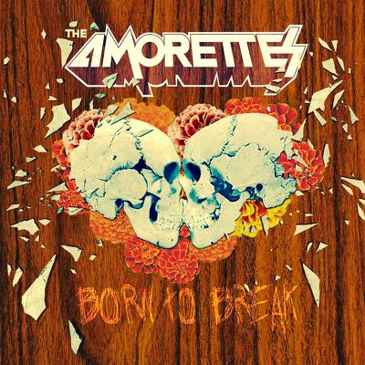CD Shop - AMORETTES, THE BORN TO BREAK LTD.