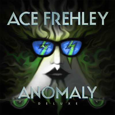 CD Shop - ACE FREHLEY ANOMALY DELUXE LTD.