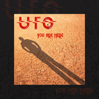 CD Shop - UFO YOU ARE HERE LTD.