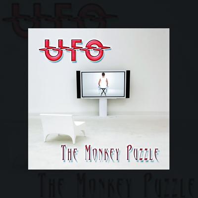 CD Shop - UFO THE MONKEY PUZZLE LTD.