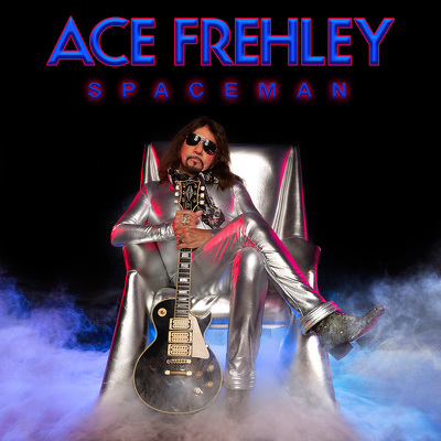 CD Shop - ACE FREHLEY SPACEMAN MAGENTA EDITION L