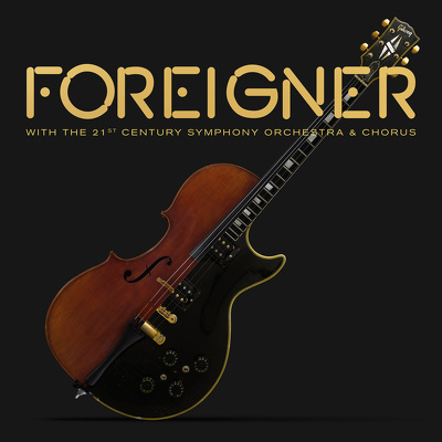 CD Shop - FOREIGNER WITH THE 21ST CENTURY SYMPHO