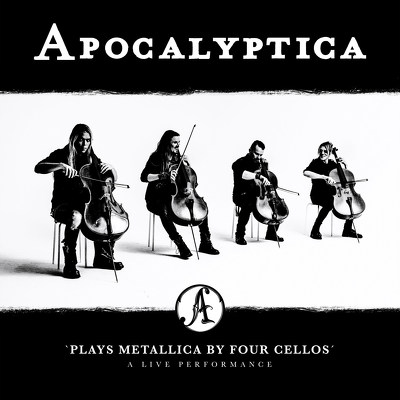 CD Shop - APOCALYPTICA PLAYS METALLICA