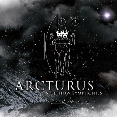 CD Shop - ARCTURUS SIDESHOW SYMPHONIES LTD.