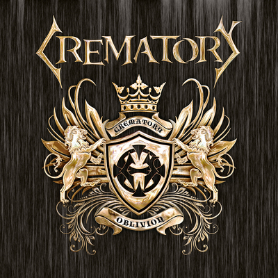 CD Shop - CREMATORY OBLIVION LTD.