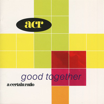 CD Shop - A CERTAIN RATIO GOOD TOGETHER LTD.