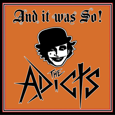 CD Shop - ADICTS, THE AND IT WAS SO LTD.