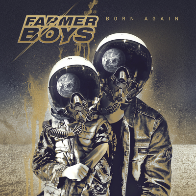 CD Shop - FARMER BOYS BORN AGAIN BLACK LTD.