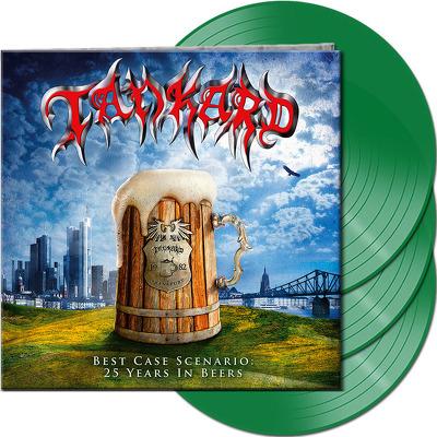CD Shop - TANKARD BEST CASE SCENARIO GREEN LTD.