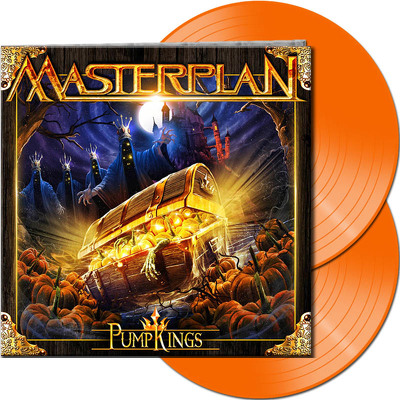 CD Shop - MASTERPLAN PUMPKINGS LTD.