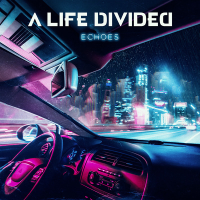 CD Shop - A LIFE DIVIDED ECHOES CLEAR PURPLE LTD