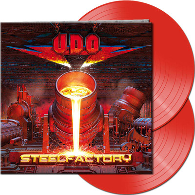 CD Shop - U.D.O. STEELFACTORY RED LTD.