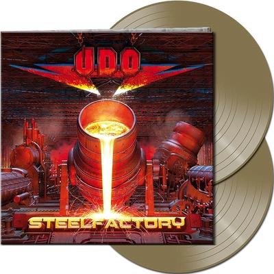 CD Shop - U.D.O. STEELFACTORY GOLD LTD.