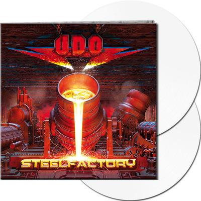 CD Shop - U.D.O. STEELFACTORY WHITE LTD.
