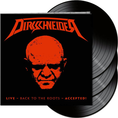 CD Shop - DIRKSCHNEIDER LIVE: BACK TO THE ROOTS