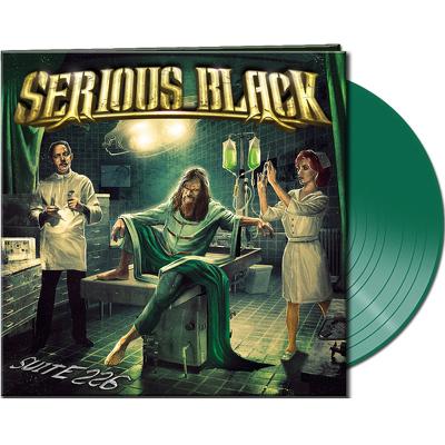 CD Shop - SERIOUS BLACK SUITE 226 CLEAR GREEN LT