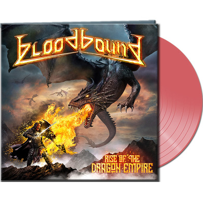 CD Shop - BLOODBOUND RISE OF THE DRAGON EMPIRE L