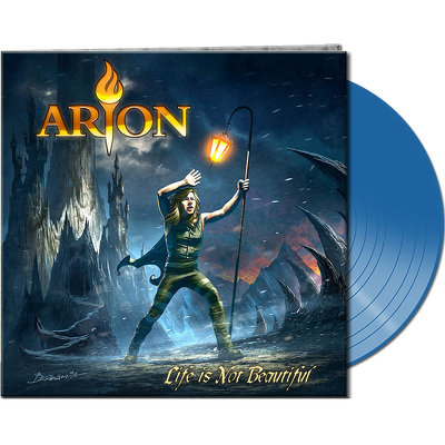 CD Shop - ARION LIFE IS NOT BEAUTIFUL BLUE LTD.