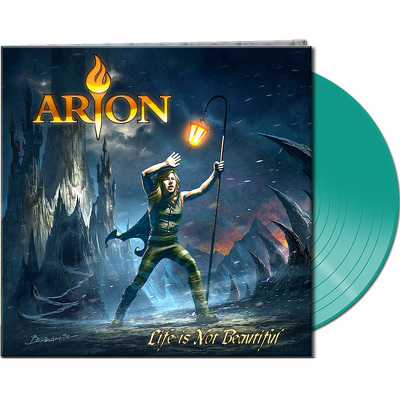 CD Shop - ARION LIFE IS NOT BEAUTIFUL MINT LTD.