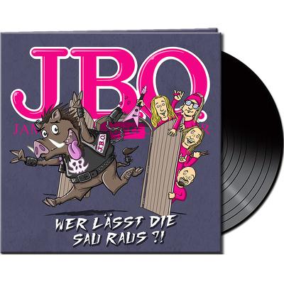 CD Shop - J.B.O. WER LASST DIE SAU RAUS? LTD.