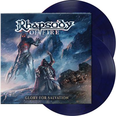 CD Shop - RHAPSODY OF FIRE GLORY OF SALVATION BL