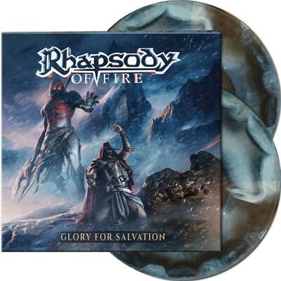 CD Shop - RHAPSODY OF FIRE GLORY OF SALVATION CO