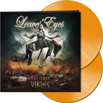 CD Shop - LEAVES EYES THE LAST VIKING ORANGE LTD