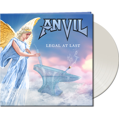 CD Shop - ANVIL LEGAL AT LAST CLEAR LTD.