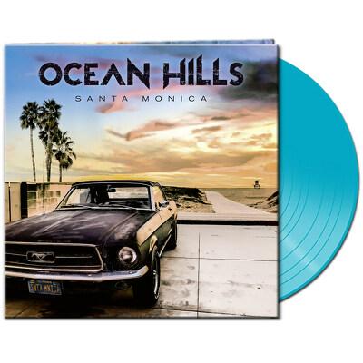 CD Shop - OCEAN HILLS SANTA MONICA BLUE LTD.
