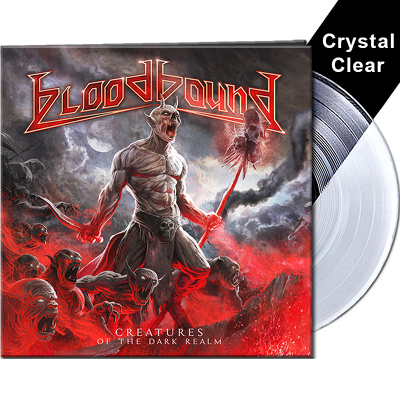 CD Shop - BLOODBOUND CREATURES OF THE DARK REALM