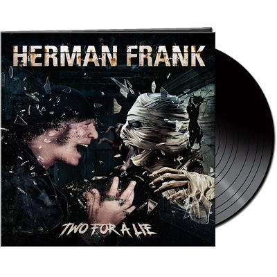 CD Shop - HERMAN FRANK TWO FOR A LIE BLACK LTD.