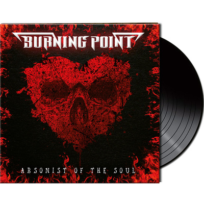 CD Shop - BURNING POINT ARSONIST OF THE SOUL BLA