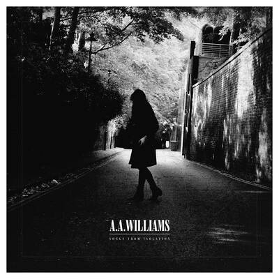 CD Shop - A.A. WILLIAMS SONGS FROM ISOLATION LTD