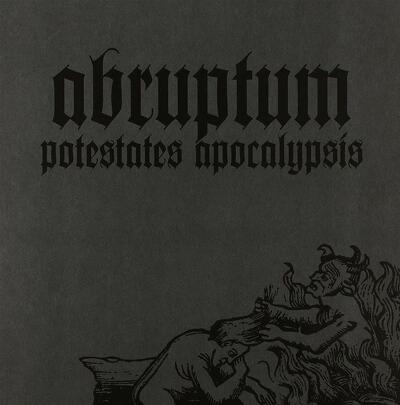CD Shop - ABRUPTUM POSTATES APOCALYPSIS LTD.
