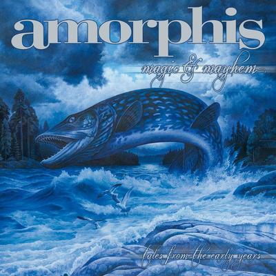 CD Shop - AMORPHIS MAGIC AND MAYHEM