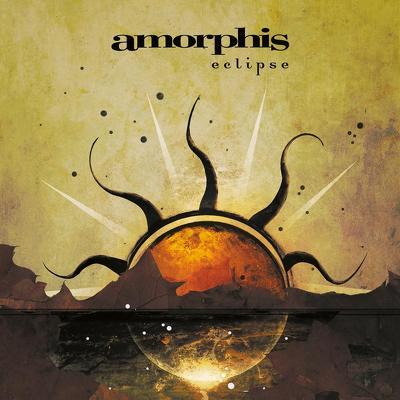 CD Shop - AMORPHIS ECLIPSE LTD.