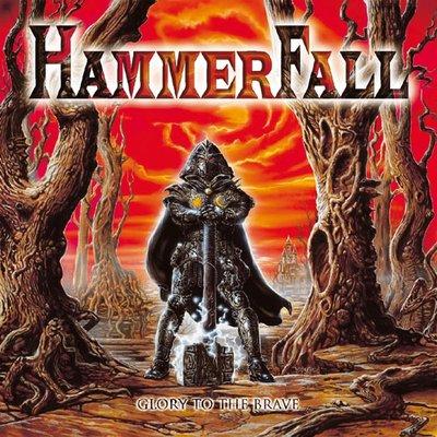 CD Shop - HAMMERFALL GLORY TO THE BRAVE LTD.