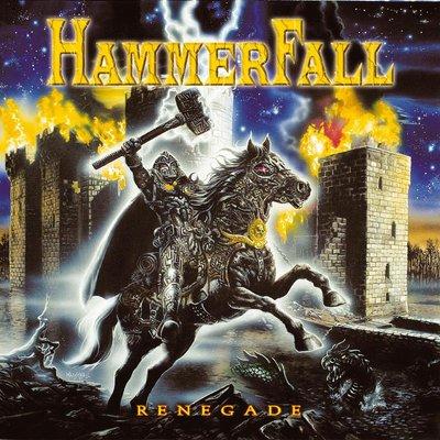 CD Shop - HAMMERFALL RENEGADE LTD.
