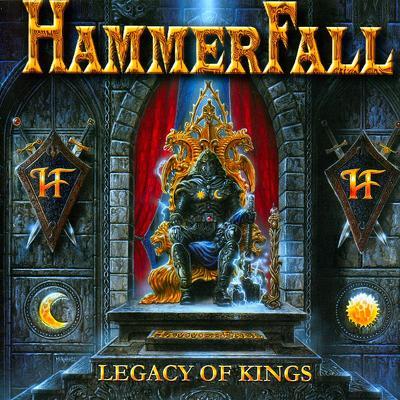 CD Shop - HAMMERFALL LEGACY OF KINGS LTD.