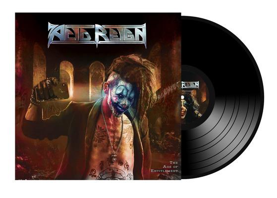 CD Shop - ACID REIGN THE AGE OF ENTITLEMENT LTD.