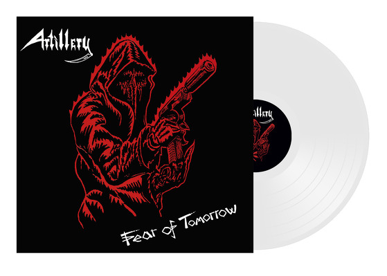 CD Shop - ARTILLERY FEAR OF TOMORROW LTD.