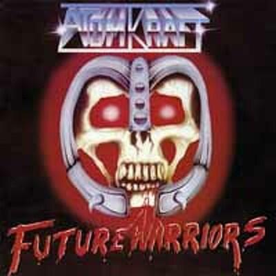 CD Shop - ATOMKRAFT FUTURE WARRIORS LTD.