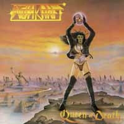 CD Shop - ATOMKRAFT QUEEN OF DEATH LTD.