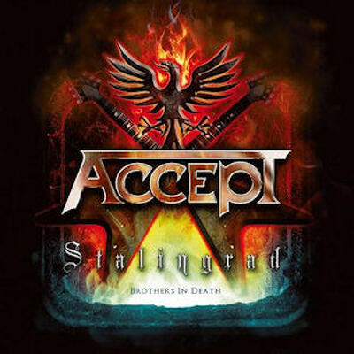 CD Shop - ACCEPT STALINGRAD LTD.