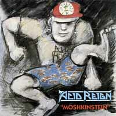 CD Shop - ACID REIGN MOSHKINSTEIN LTD.