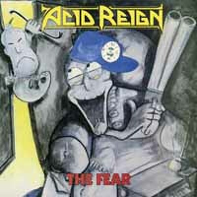 CD Shop - ACID REIGN THE FEAR LTD.
