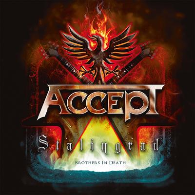 CD Shop - ACCEPT STALINGRAD SPLATTER LTD.