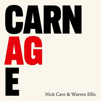 CD Shop - NICK CAVE & WARREN ELLIS CARNAGE LTD.