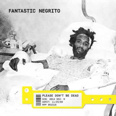 CD Shop - FANTASTIC NEGRITO PLEASE DON