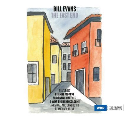 CD Shop - BILL EVANS THE EAST END LTD.